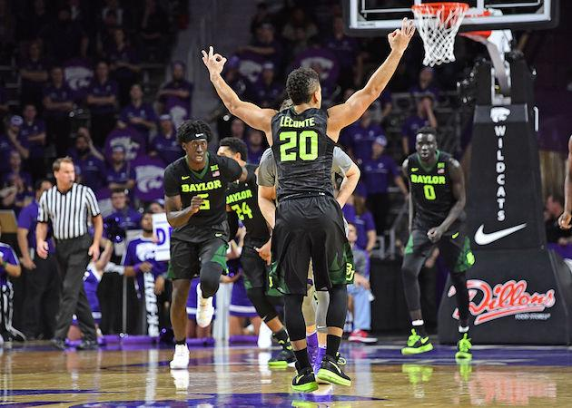 No. 2 Baylor tries to bounce back against Kansas State