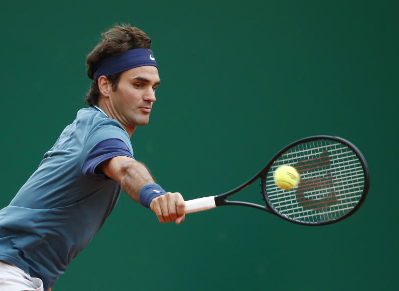 Federer & Nadal into Monte Carlo Masters 3rd round