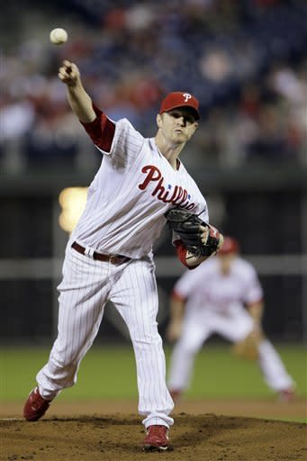 Kendrick pitches Phillies to win over Braves