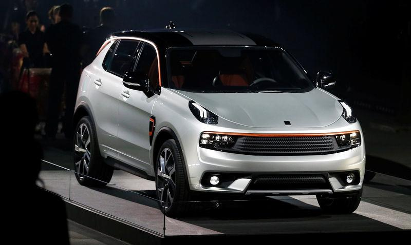 China S Geely Shows Global Ambitions Launching New