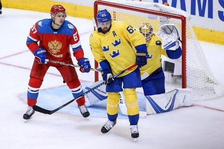 The last 30 seconds between North America and Russian Federation were exhilarating
