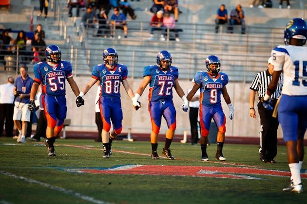 Three Westlake High players were allegedly investigated by police for intra-squad assault while in Hawaii — Westlake High School Football