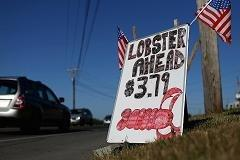 Something fishy going on in lobster capital