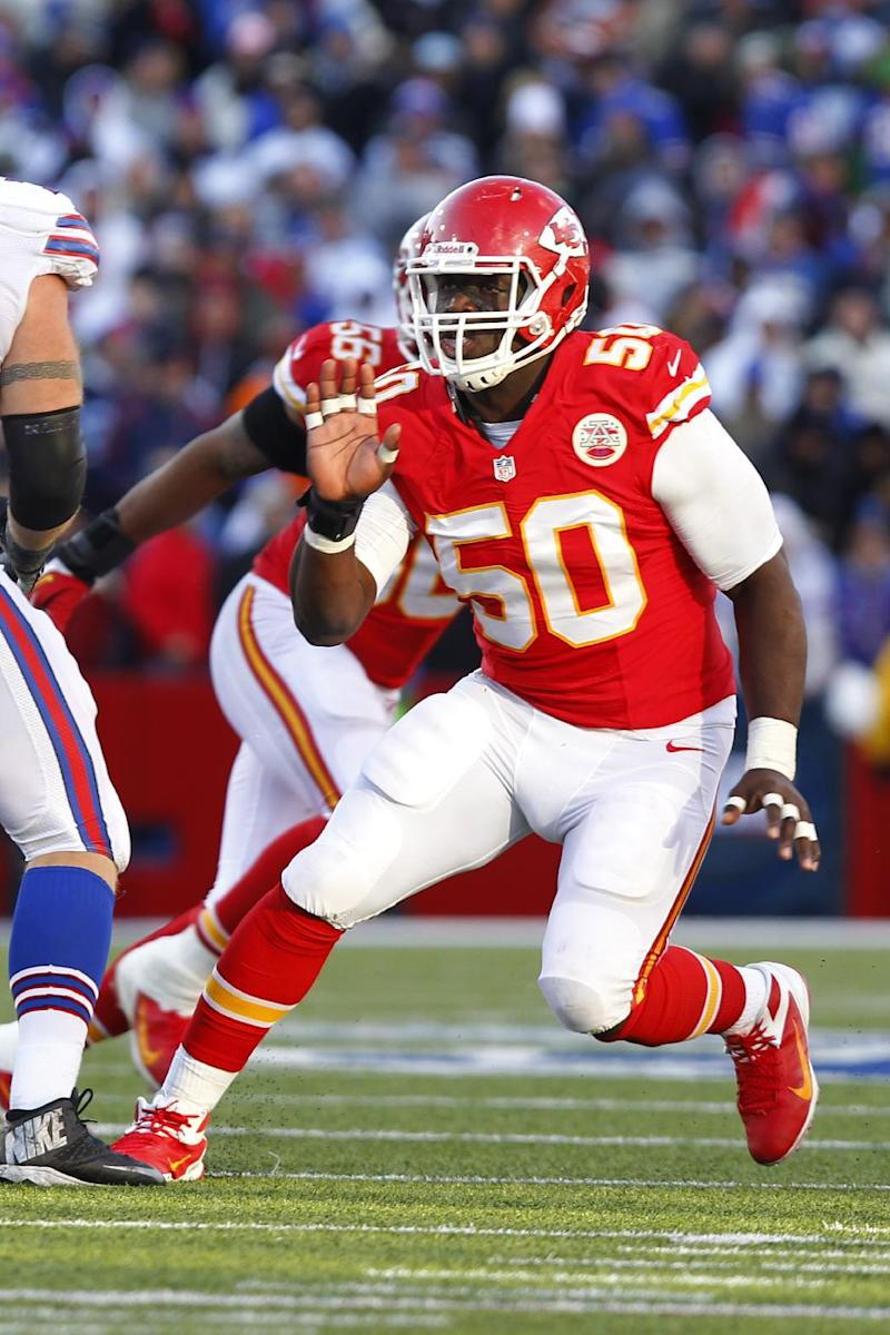 Chiefs' expectations change after last season