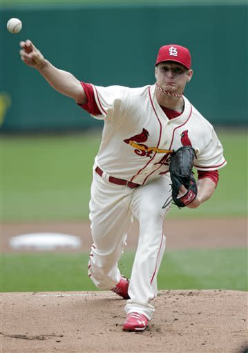 Wainwright, Miller lead Cards to DH sweep