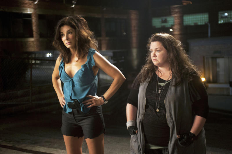 'The Heat' hot at box office but 'Monsters' rule