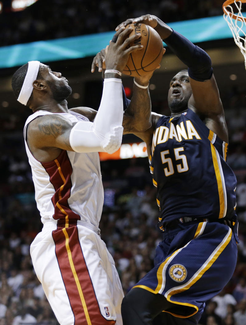 Bobcats need to solve LeBron for first playoff win