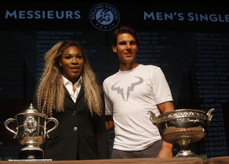 At French, Nadal could face 3 who beat him on clay