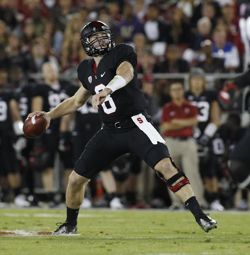 No. 5 Stanford 'mentally tough' in tight Pac-12