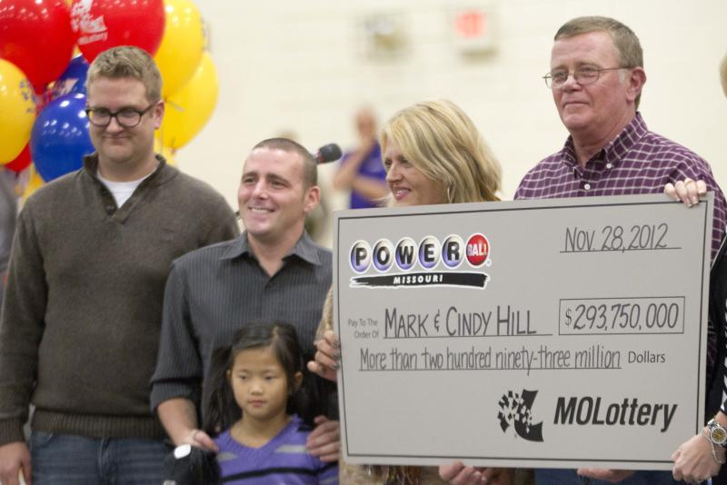 Missouri lottery winners want to live normally