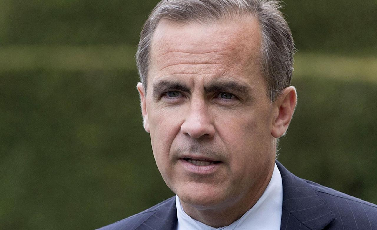 File photo dated 10/05/13 of Mark Carney who will be the first non-British citizen to govern the Bank of England in its 319-year history when he takes the helm.