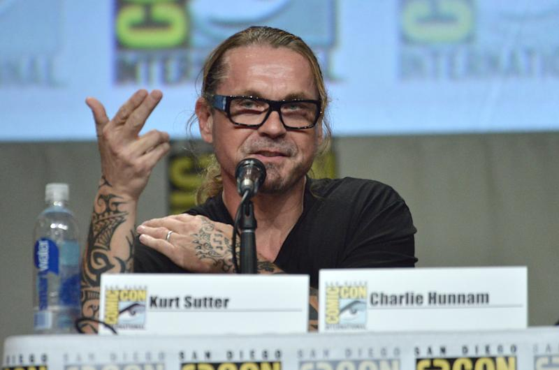 'Sons of Anarchy' book announced at Comic-Con