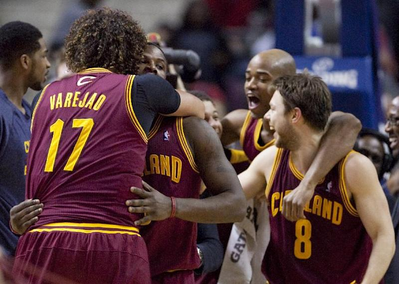 Cavaliers making late drive for playoff spot