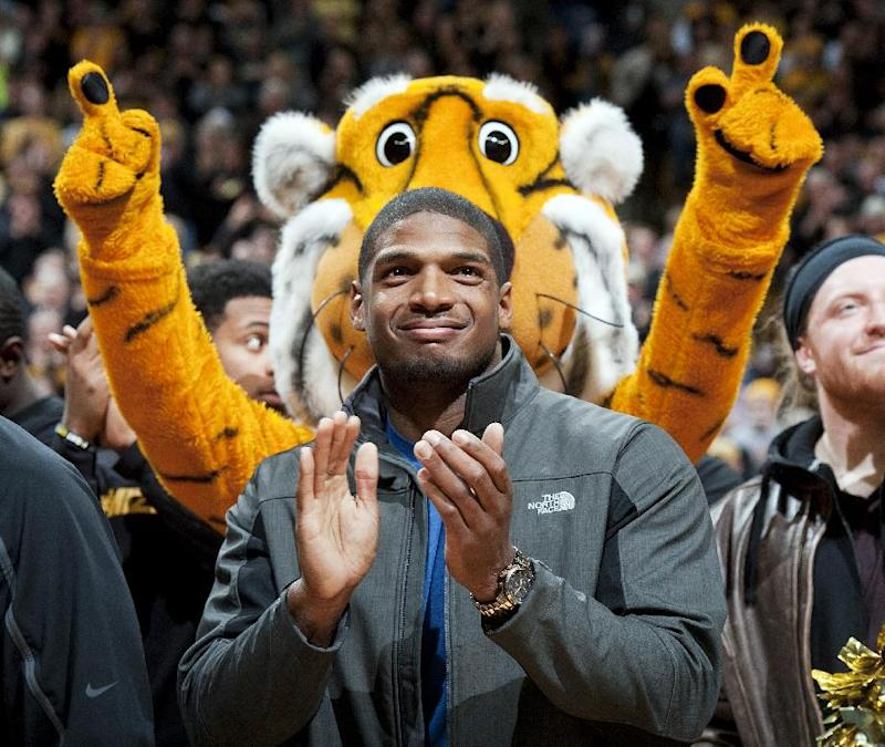 2014 NFL Draft: Decision day for Michael Sam