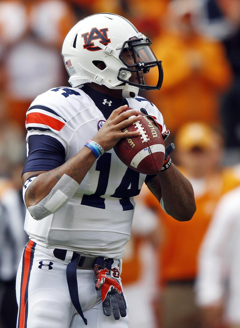 No. 7 Auburn controls its destiny in SEC West race