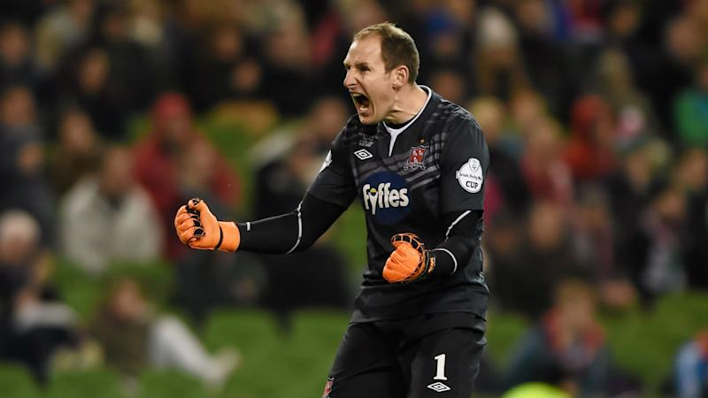 Dundalk's Gary Rogers Selected In Ireland Squad For World Cup Qualifier