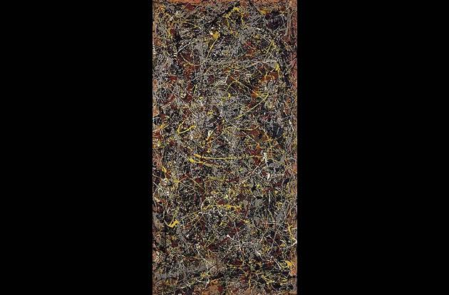 """No. 5, 1948"" by Jackson Pollock, $140 million."