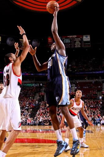 Gasol has 20 and Grizzlies beat Blazers 102-97