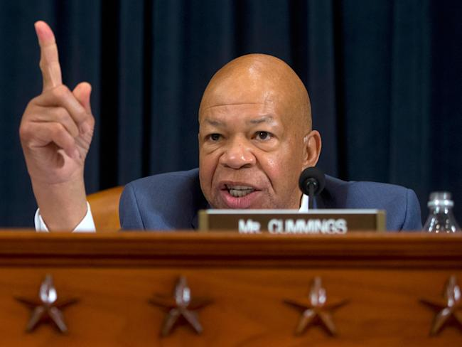 Cummings to Meet with Trump on Drug Prices