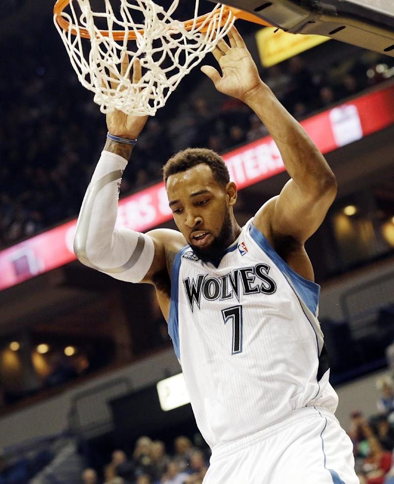 Derrick Williams arrives in Sac free of pressure