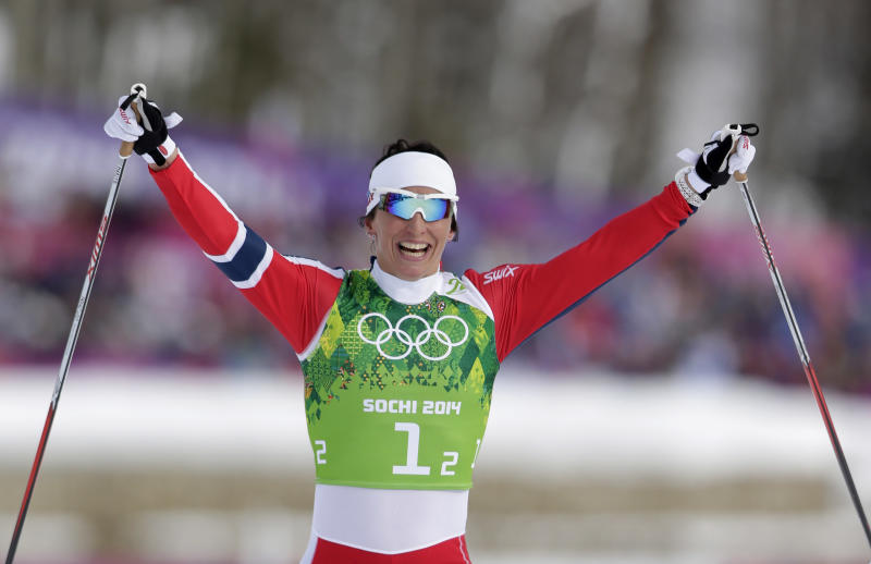 Norway wins women's team sprint at Olympics