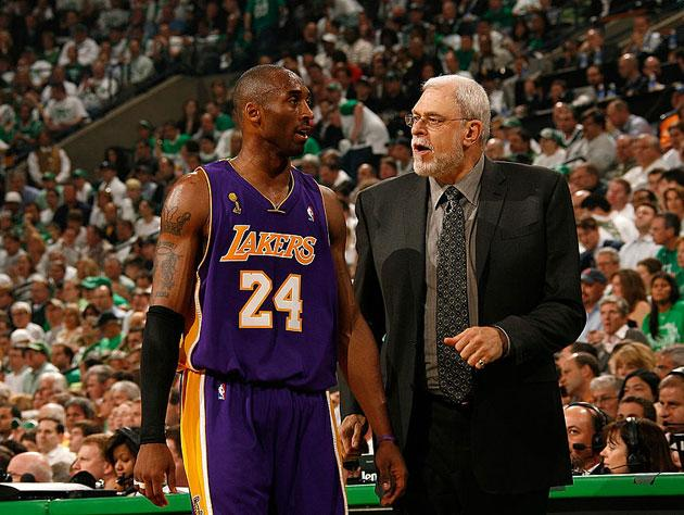 Phil Jackson nearly traded Kobe Bryant for Grant Hill?