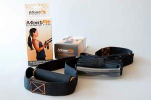Make This Your Fittest Summer Ever With the MostFit(TM) Suspension Strap