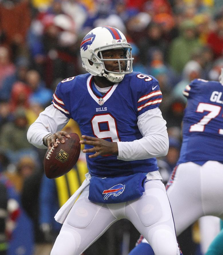Backup QB Thad Lewis to start for Bills at Pats