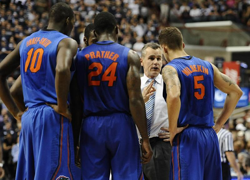 Delta bumps passengers for UF basketball team