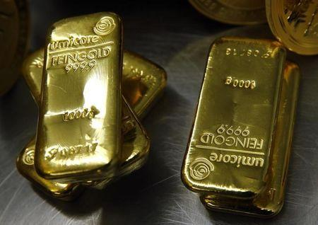 Gold steady after Manchester blast; United States political turmoil supports