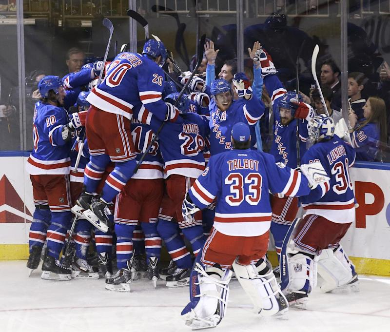 Rangers-Canadiens Preview