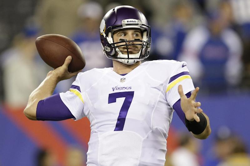QB Ponder likely to start for Vikings vs Packers