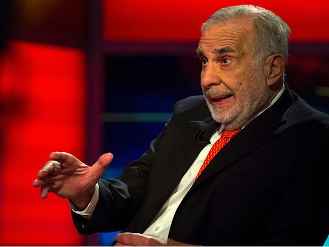 Carl Icahn takes stake in Bristol Myers