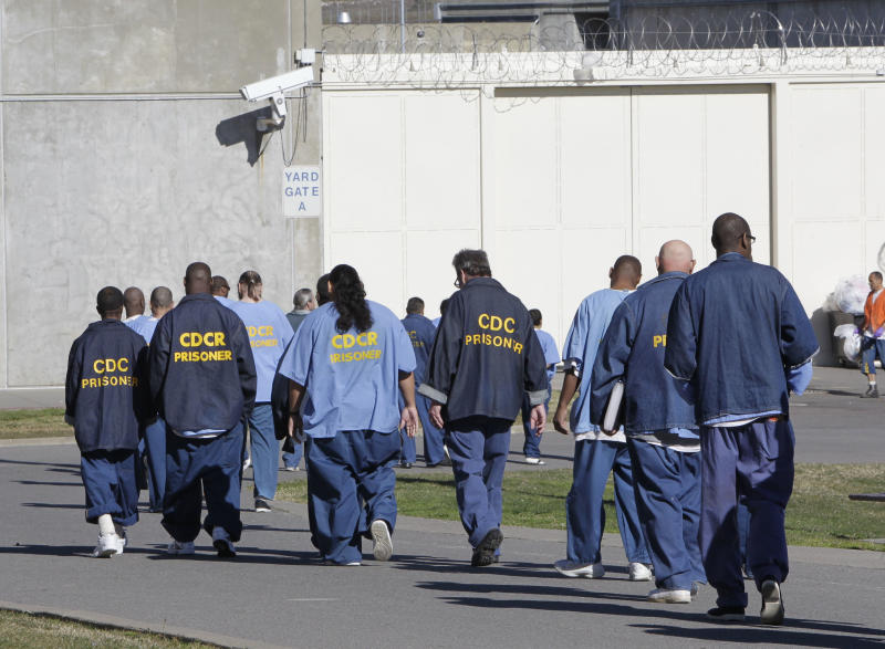 High court won't stop California inmate reduction