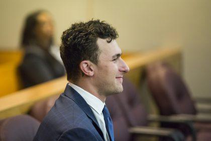 Johnny Manziel's New Year's resolution? 'Be a good person'