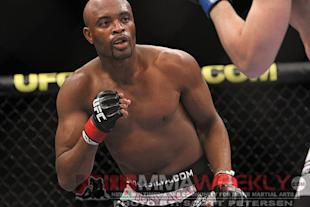 Anderson Silva may be aging, but his striking skills are more refined and varied than Diaz'. (MMA Weekly)