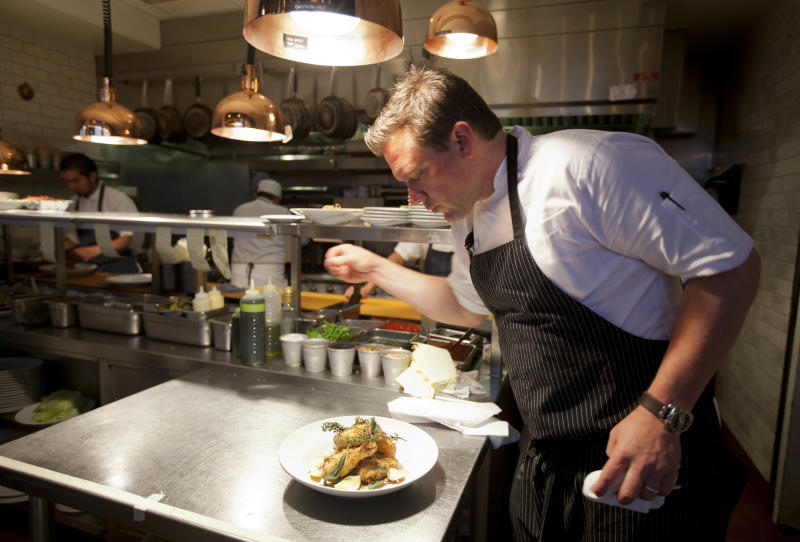 Tyler Florence: No more taking success for granted