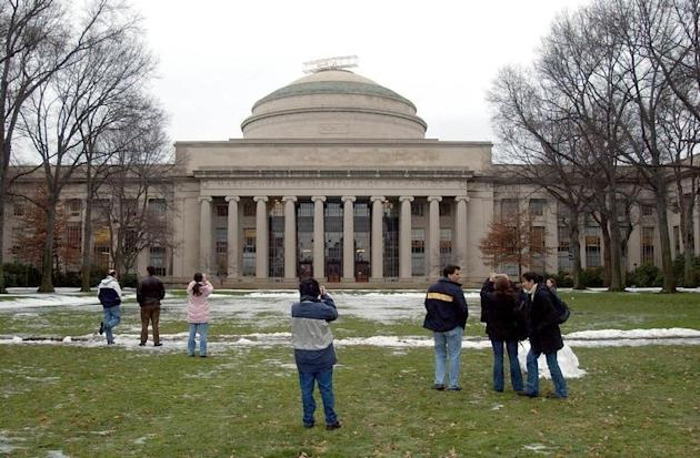 MIT's Great Dome (REUTERS/Jessica Rinaldi)