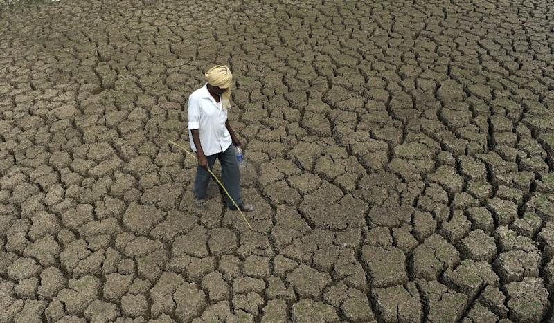 Farming is both a driver of climate change responsible for some 21