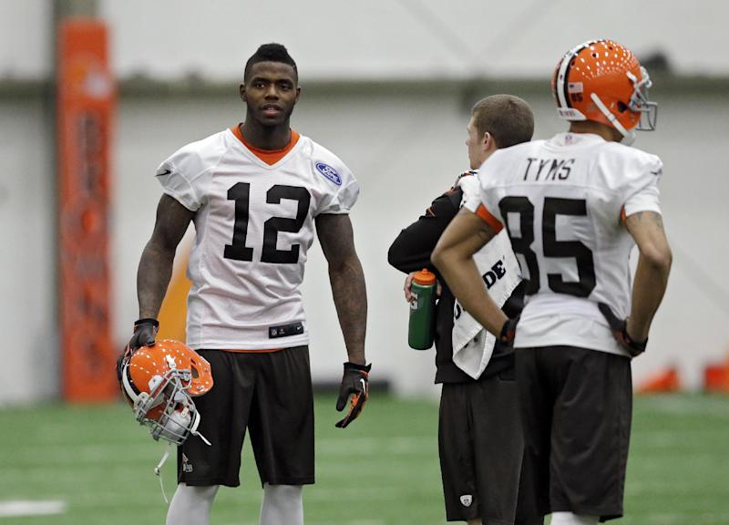 Browns' Gordon striving for consistency, greatness