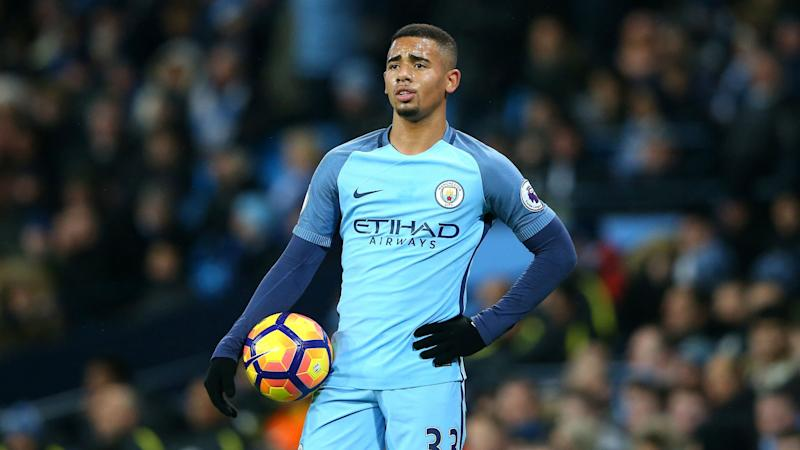 Pep Guardiola Comapares Gabriel Jesus To A Watermelon