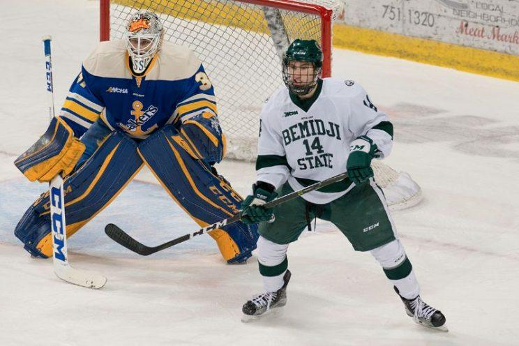 WCHA: Bemidji State Still Well-positioned In WCHA