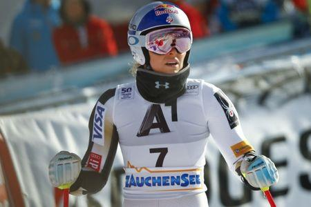 Lindsey Vonn's fragile right arm holds up after crash in Italy