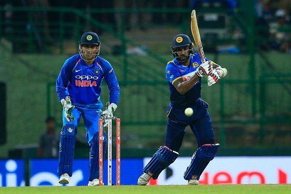 Tharanga handed two-ODI ban for slow over-rate