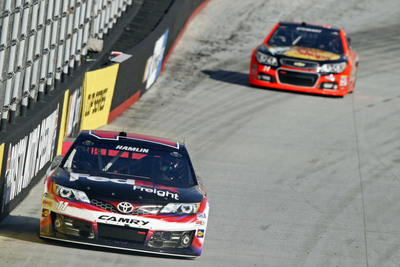 SHR trying to turn things around for Tony Stewart