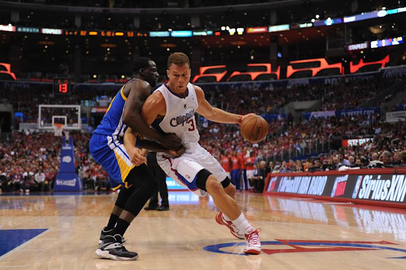 Clippers rout Warriors 138-98, even playoff series