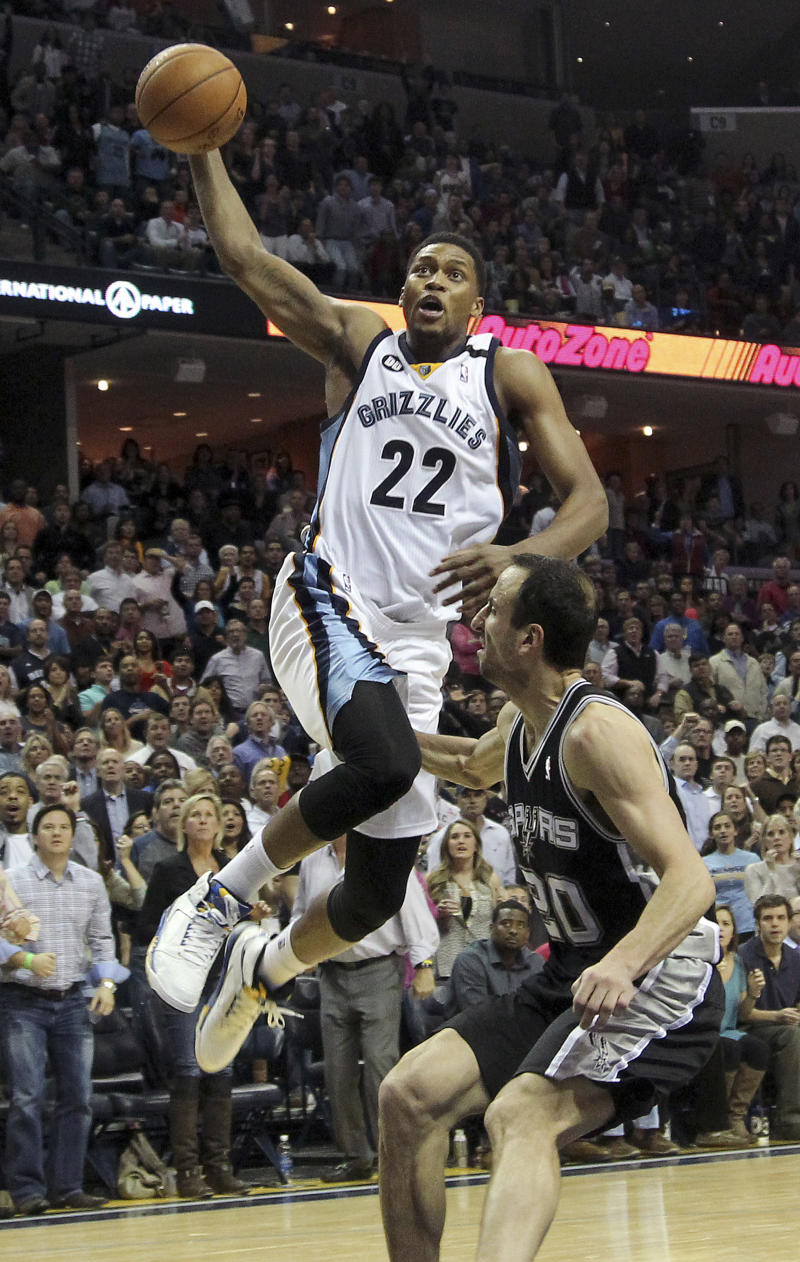 Rudy Gay heads to Toronto in Grizzlies' makeover