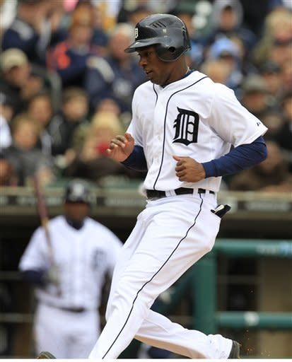 Tigers stay unbeaten with 5-2 win over Rays