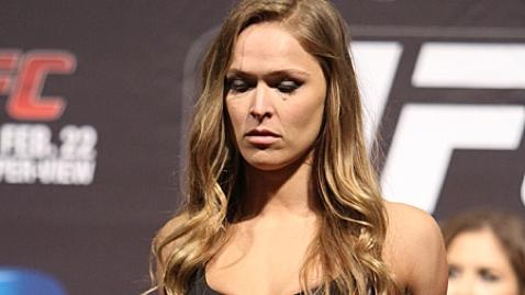 Ronda Rousey Injures Hand, Announces She Needs Knee Surgery Following UFC 175