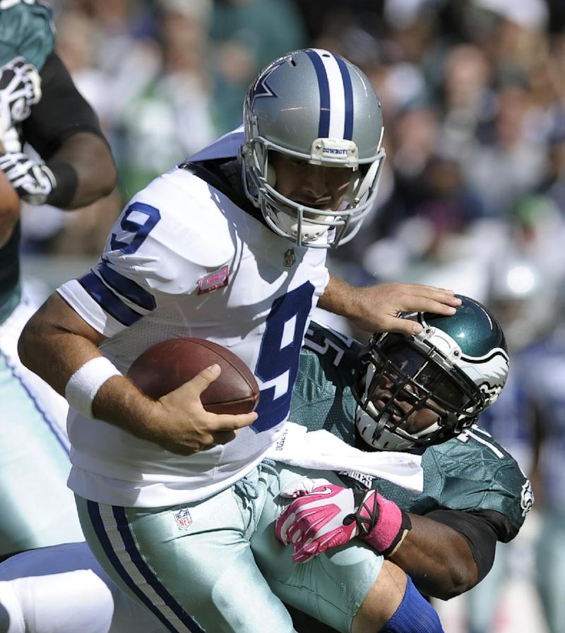 Life without Ware, Murray OK for now in Dallas